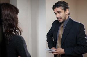Leonardo Sbaraglia calls in as a homicide detective.
