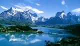 Shooting in Patagonia for LG of SouthKorea