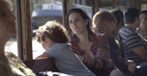 "An image from Diego Lerman's ""Refugee"", starring Julieta Díaz."
