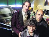The Games Maker: 3D children's fantasy filmed in Argentina, spoken in English
