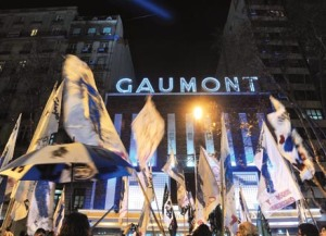 Gaumont Cinema.